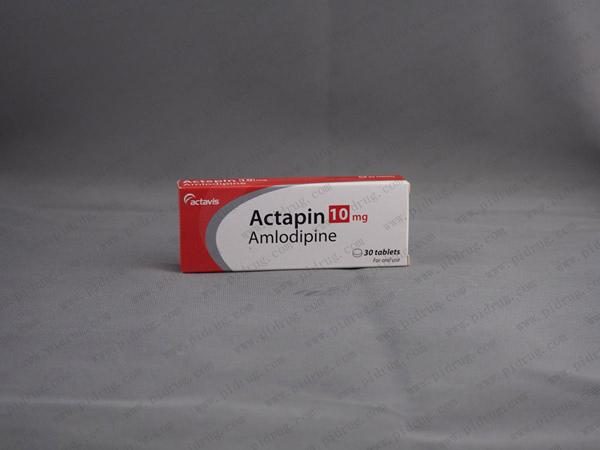 氨氯地平片Actapin Amlodipine