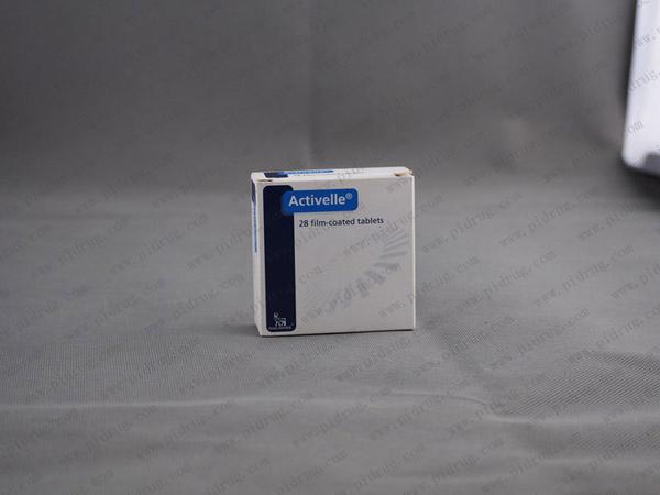 雌二醇醋酸炔诺酮片Activelle(诺更宁)