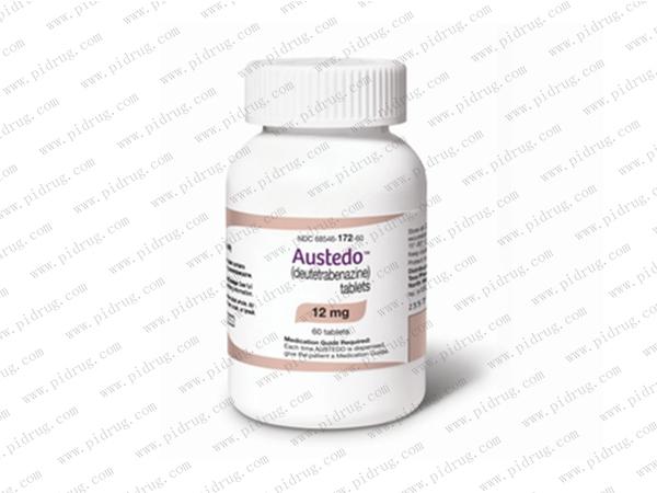 Austedo(deutetrabenazine)