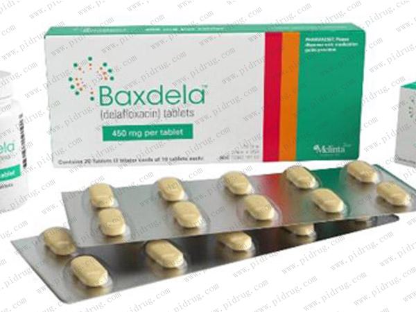 Baxdela(delafloxacin)
