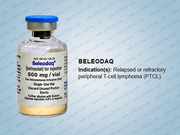 Beleodaq(belinostat)