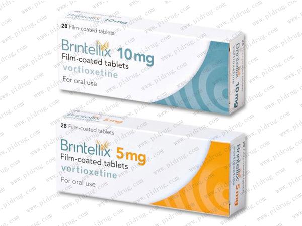 Brintellix(vortioxetine)