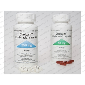 Cholbam(cholic acid)