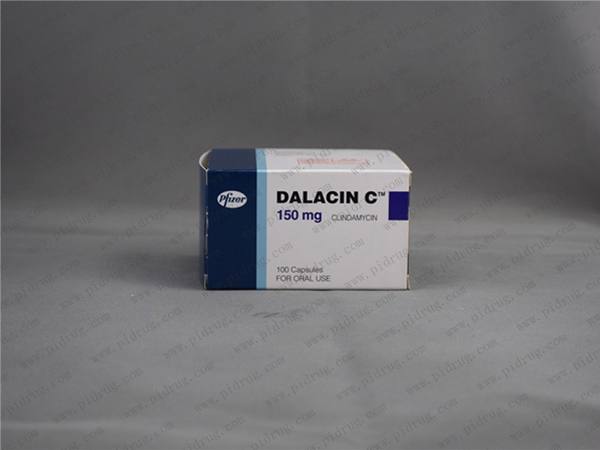 克林霉素dalacin c