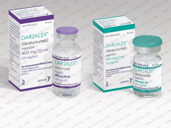 达雷木单抗Darzalex(daratumumab)