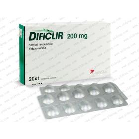 非达霉素Dificid(Optimer Pharmaceuticals)