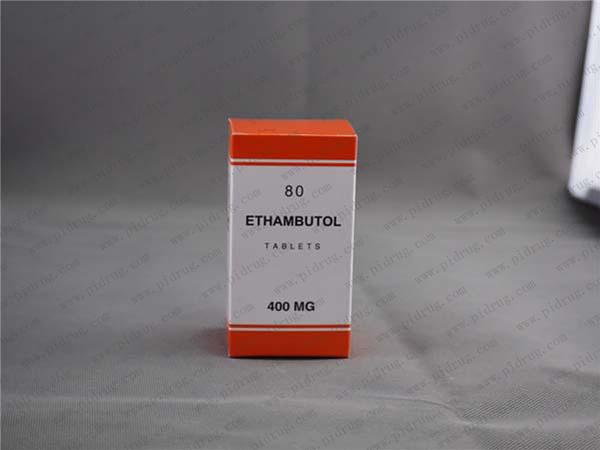乙胺丁醇(ethambutol)