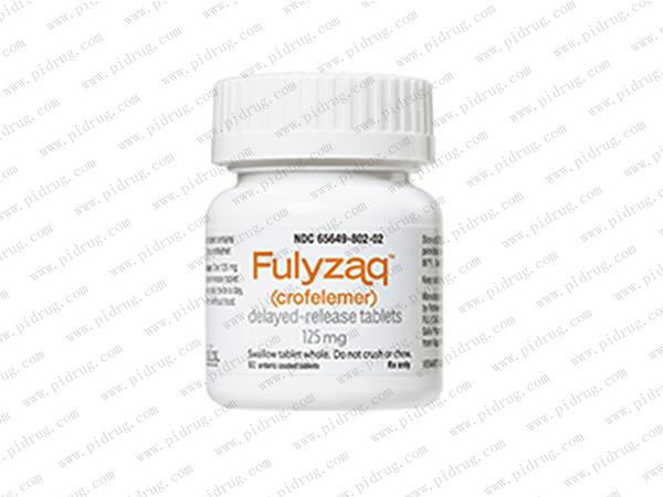 Fulyzaq(Crofelemer)