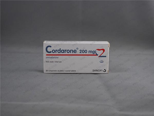 胺碘酮Cordarone