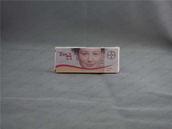 达英Diane-35(炔雌醇环丙孕酮片)