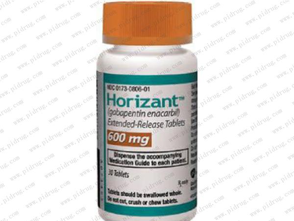 Horizant(gabapentin enacarbil)
