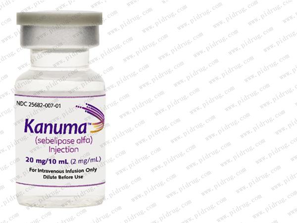 Kanuma(sebelipase alfa)
