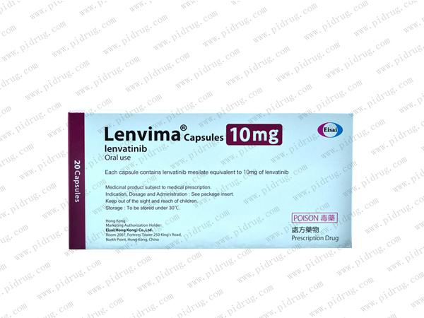 乐卫玛 乐伐替尼Lenvima(lenvatinib)