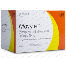 Mavyret( glecaprevir and pibrentasvir)