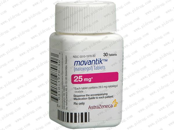 Movantik(naloxegol)