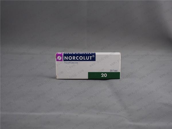 Norcolut炔诺酮