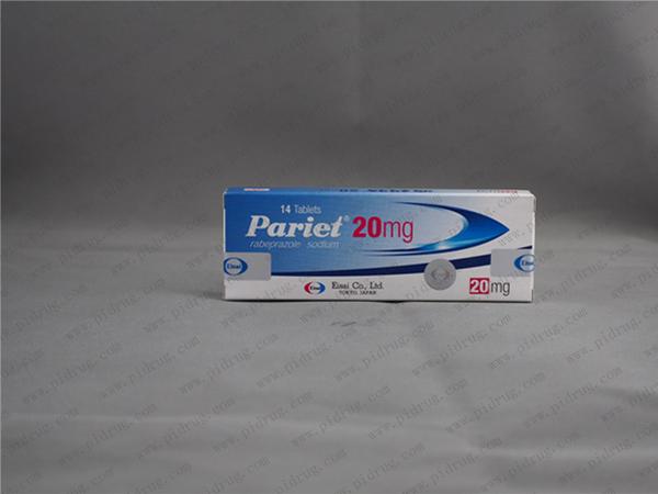 波利特(Pariet,雷贝拉唑钠片)