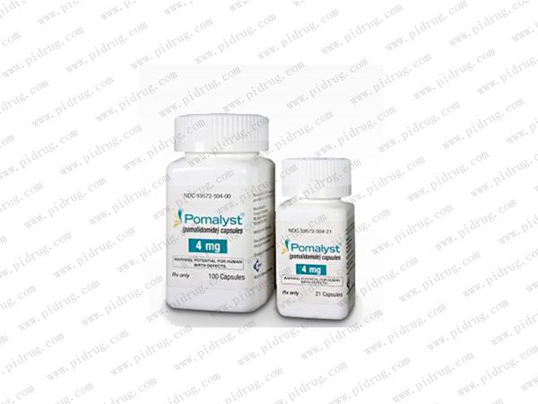 泊马度胺Pomalyst(pomalidomide)