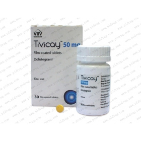 Tivicay(dolutegravir)