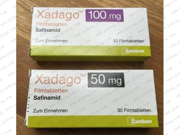 沙芬酰胺Xadago(safinamide)