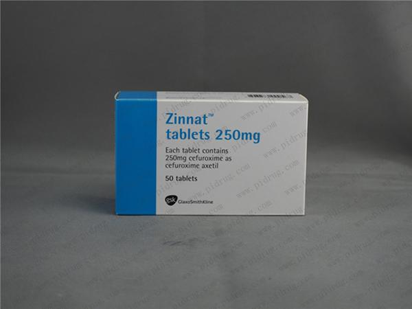 新菌灵zinnat