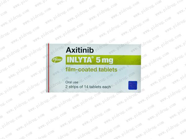 阿西替尼(Axitinib)