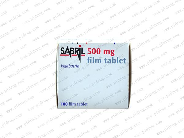 氨己烯酸(SABRIL)