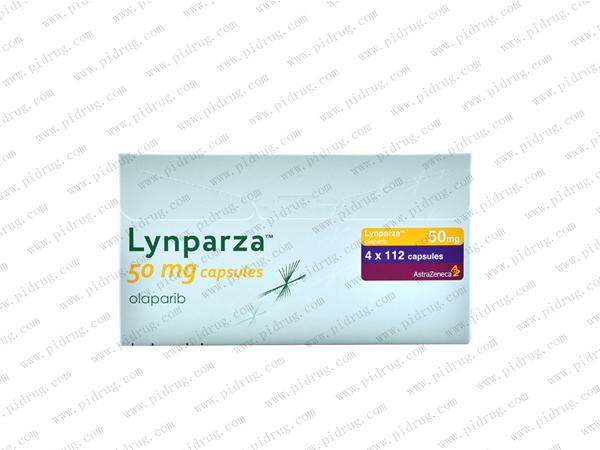 奥拉帕尼胶囊(Lynparza olaparib)