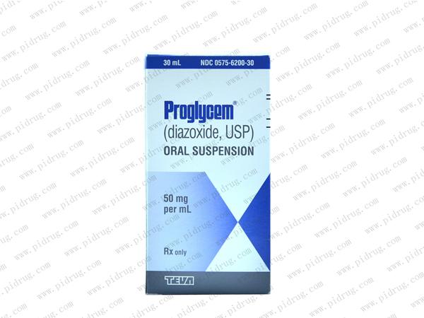 氯甲苯噻嗪(Proglycem)