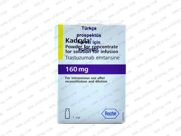 曲妥珠单抗注射液Kadcyla