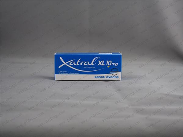 桑塔Xatral XL(盐酸阿夫唑嗪缓释片)