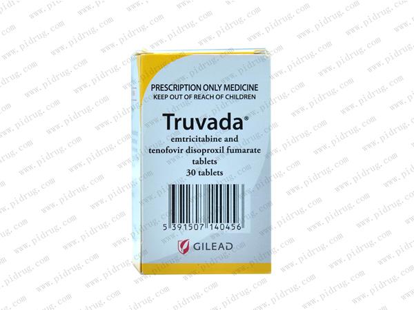 特鲁瓦达(Truvada)