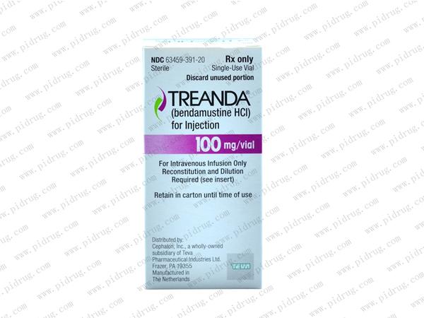 盐酸苯达莫司汀(TREANDA)