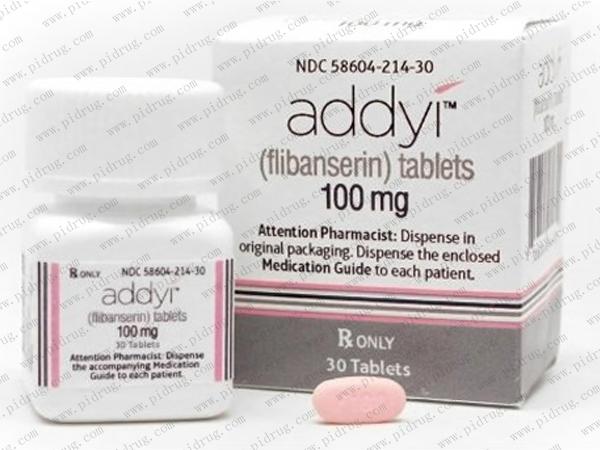 氟立班丝氨Addyi(ftibanserin)