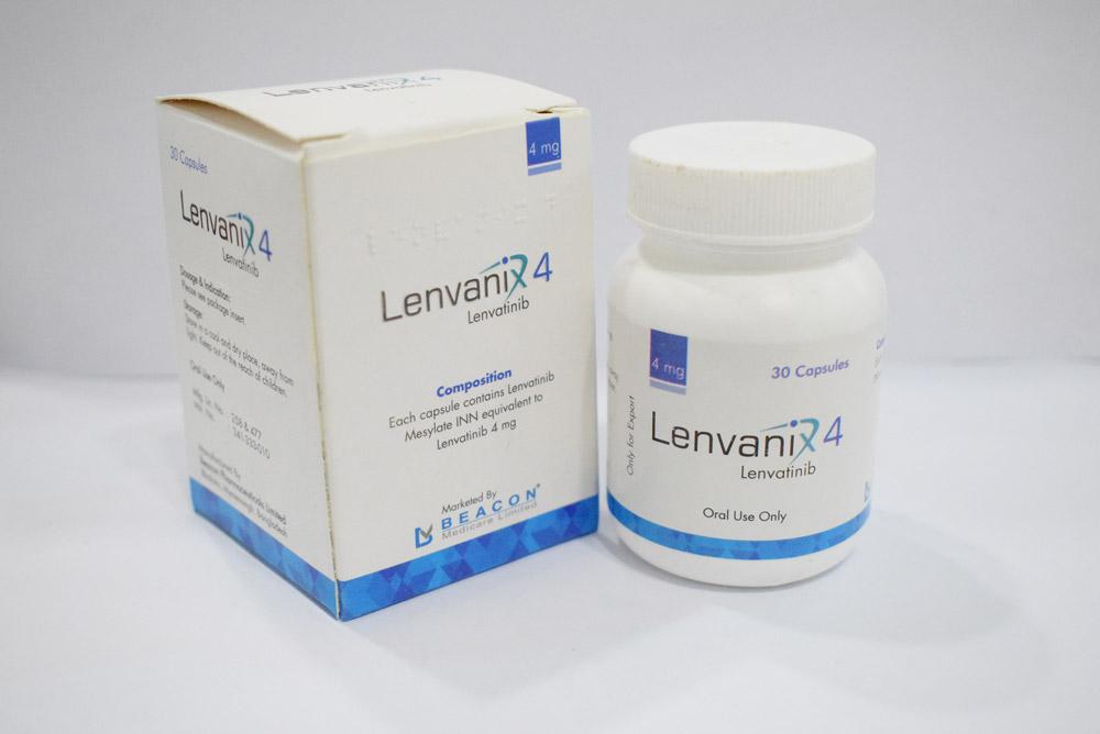 乐伐替尼Lenvanix4(lenvatinib)