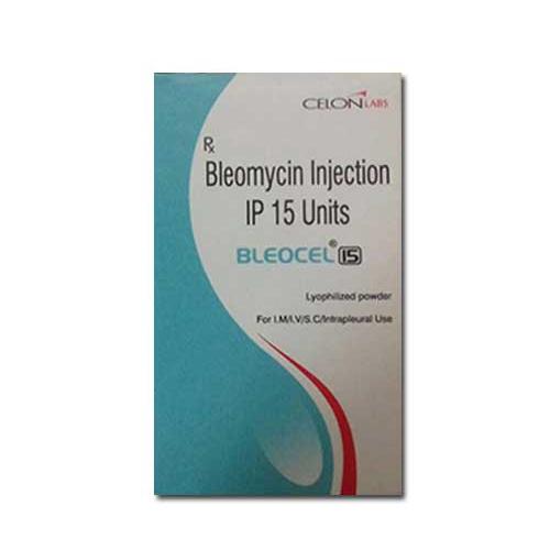 博来霉素注射液(bleocel)