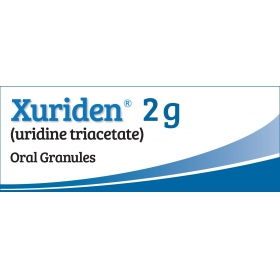 Xuriden(uridine triacetate)