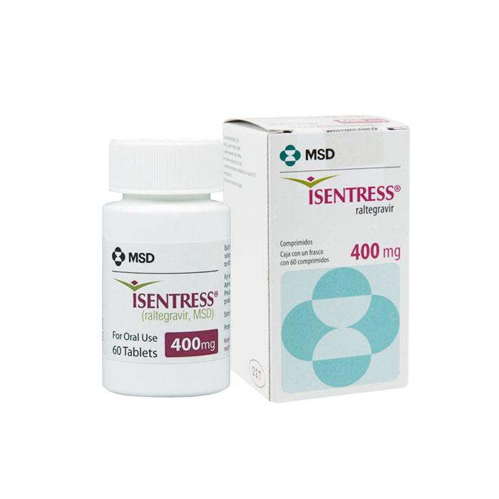 ISENTRESS(Raltegravir)