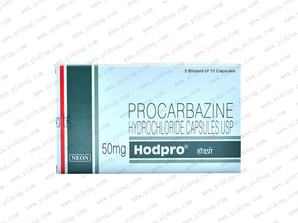 甲基苄肼胶囊(Procarbazine)