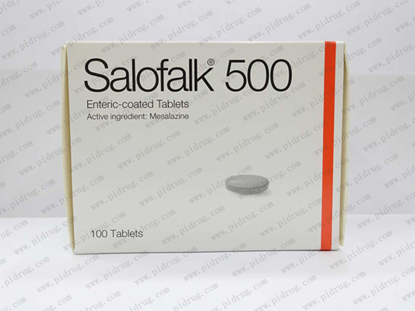 Salofalk(美沙拉秦肠溶片)
