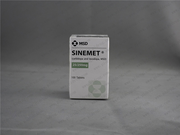信尼麦Sinemet