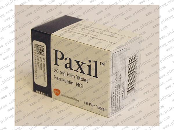 帕罗西汀Paxil