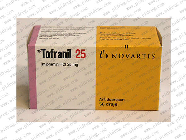 盐酸丙咪嗪Tofranil