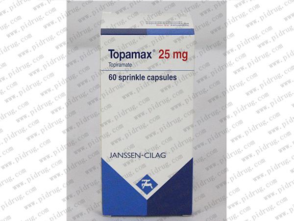 托吡酯Topamax