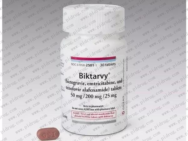 BIKTARVY 艾滋病新药
