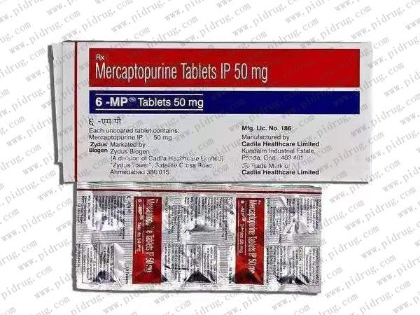 Mercaptopurine(6-MP)