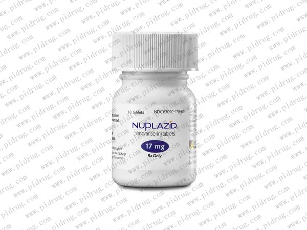 Nuplazid(pimavanserin)