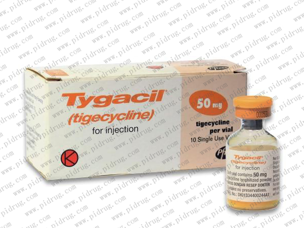 Tygacil 注射用替加环素