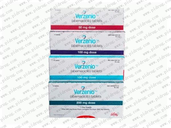 Verzenio(abemaciclibb)