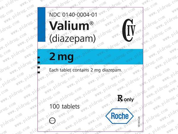 地西洋Valium